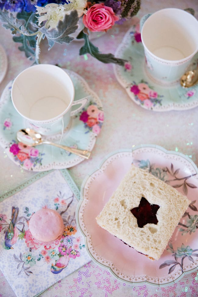 Boho Inspired Winter Wonderland Party Supplies