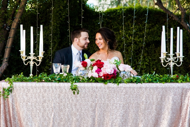 Romantic Garden Wedding Decorations
