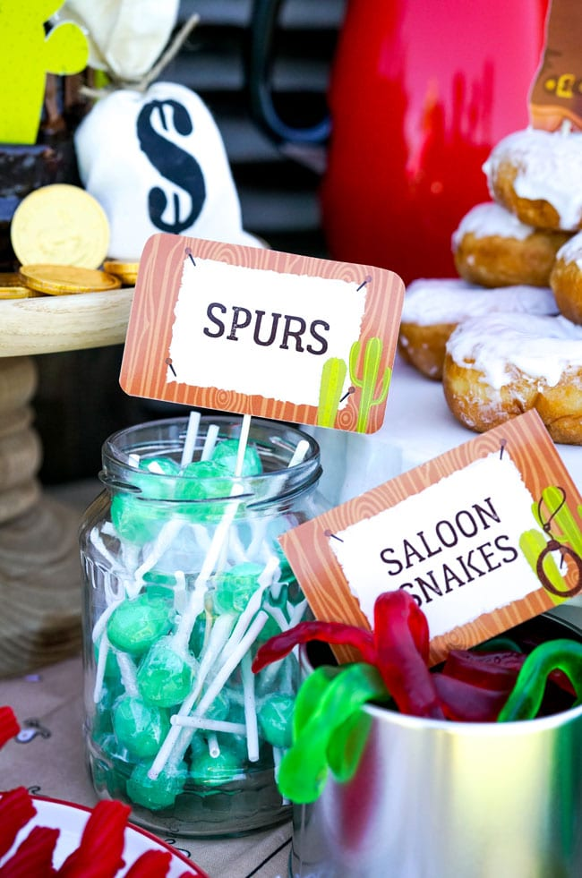 Western Theme Party Food Names – Unique Birthday Party Ideas and Themes