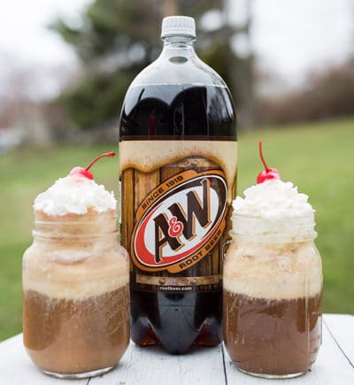 Perfect Root Beer Float Recipe