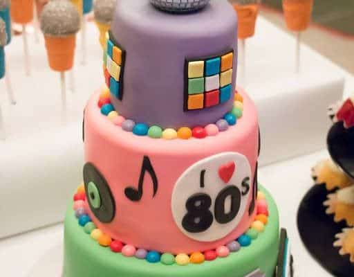 Totally Epic 80s Theme Party Ideas