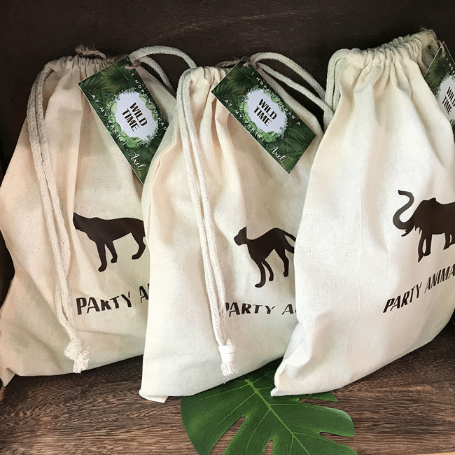 Jungle Party Favors