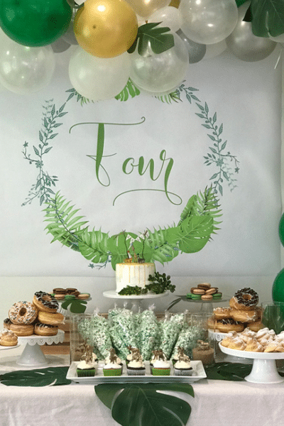 Jungle Theme Birthday Party Tag Archives Pretty My Party Party Ideas