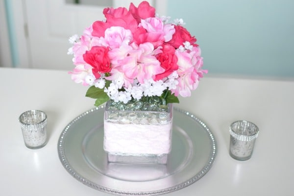 Easy DIY Wedding Centerpieces - Pretty My Party
