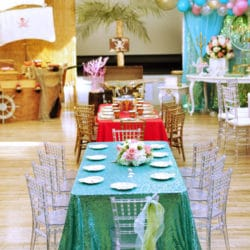Mermaid and Pirate Party