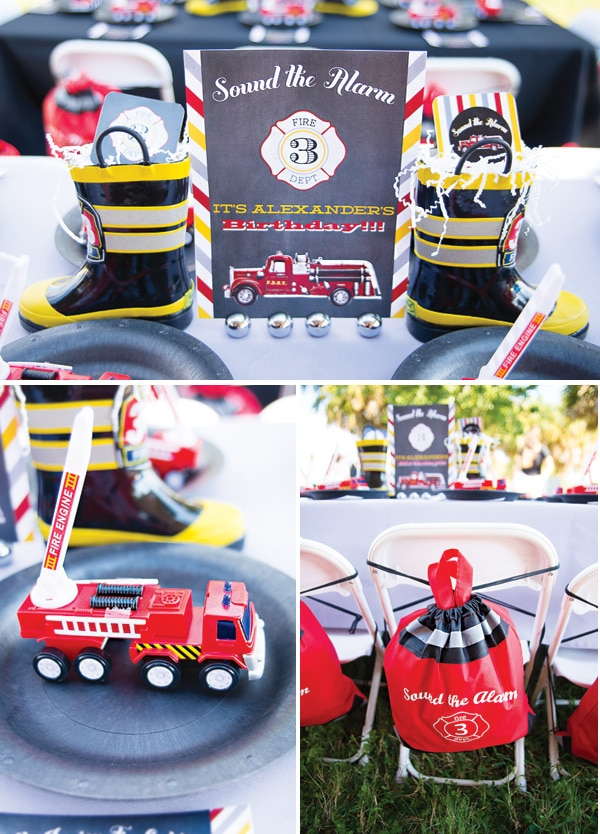Best Fireman Birthday Party Ideas For Boys Pretty My Party