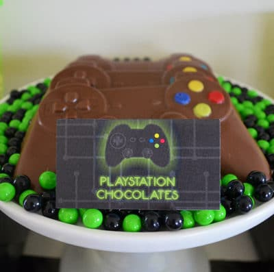 Video Game Themed Birthday Party Tag Archives Pretty My Party