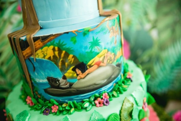 Amazing Jungle Book Themed Birthday Party Pretty My Party Party