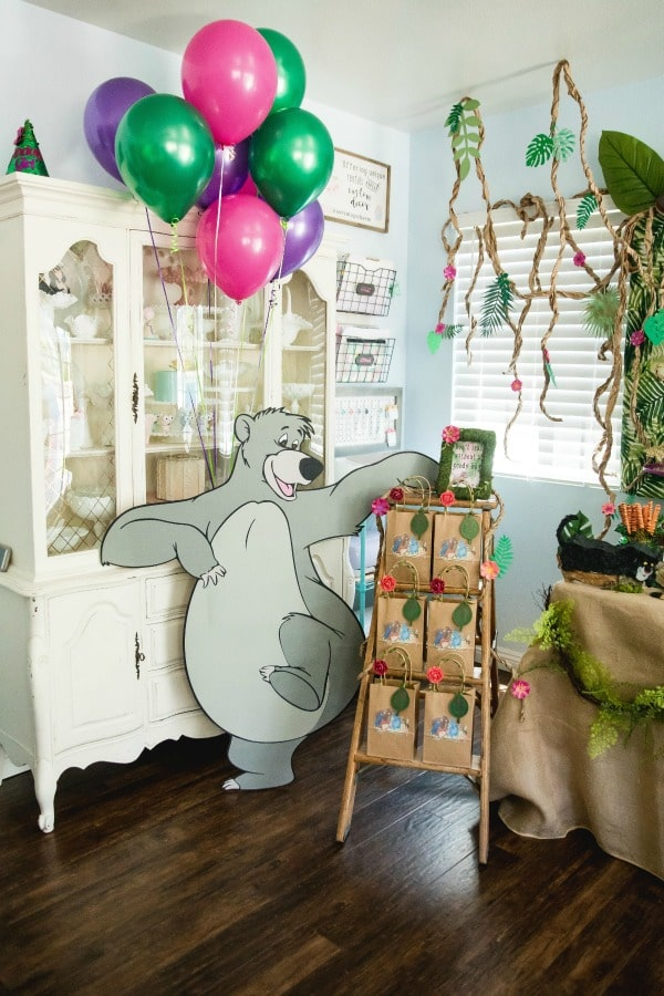 Jungle Book Birthday Decor