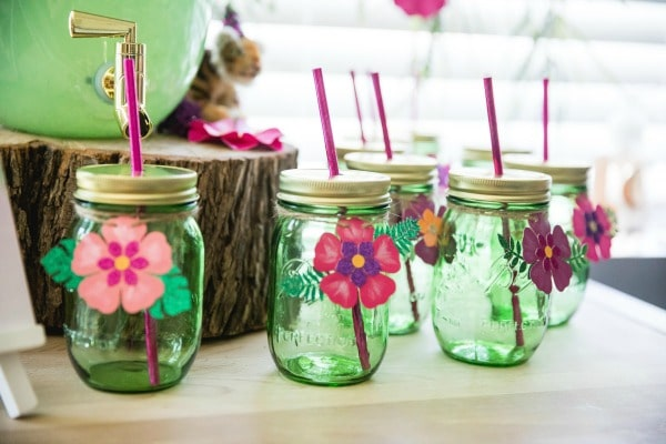 Jungle Book Party Jungle Juice Cups