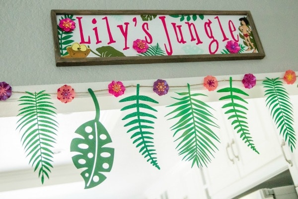 Jungle Book Party Sign