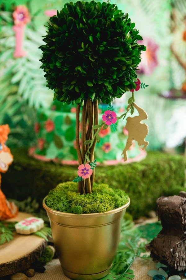 Jungle Book Birthday Decorations