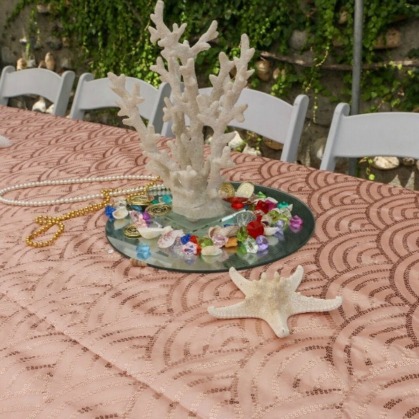 Mermaid Under The Sea Birthday Party Centerpiece