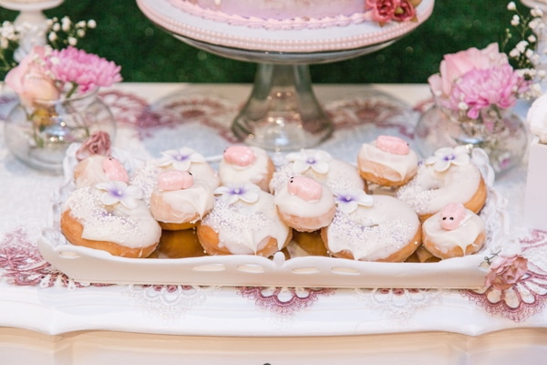 Minnie Mouse Baby Shower Food Ideas