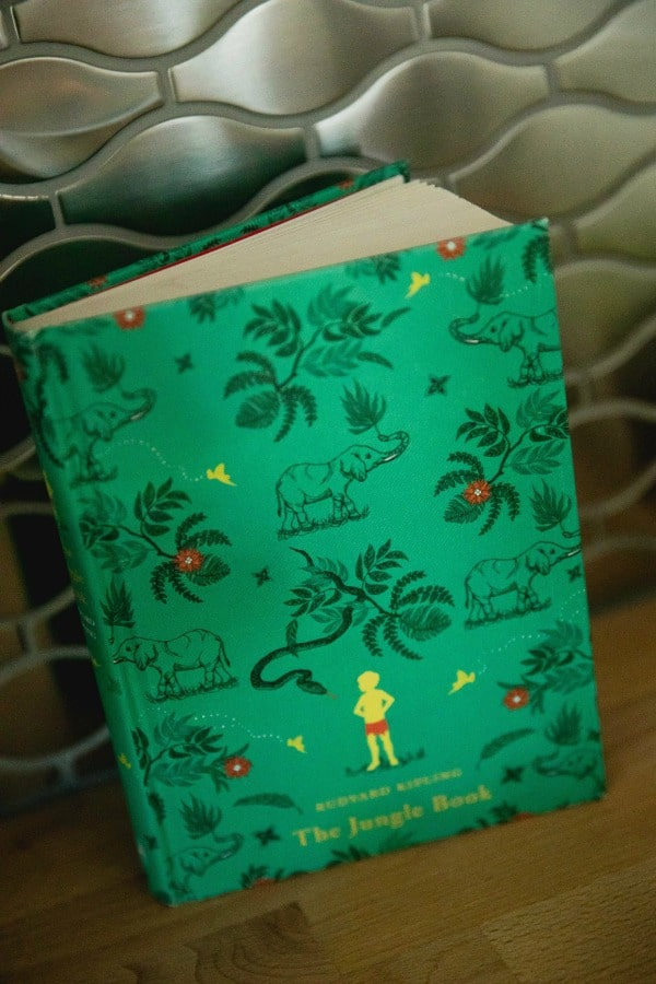 Jungle Book Party Book