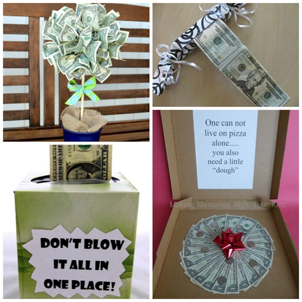 Unique Money Gift Ideas