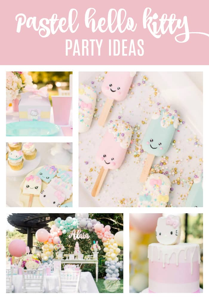 Hello Kitty Party on Pretty My Party