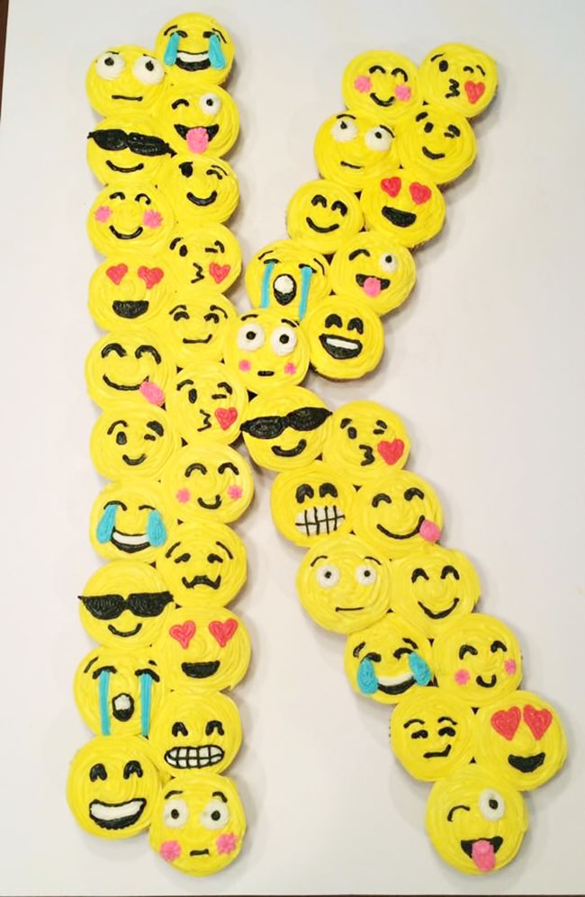 Emoji Cake Ideas 8 If Your Kid Adores Cupcakes As Much We Do Then This Cupcake Would Make The Perfect For Themed Party