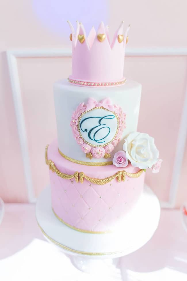 Princess Birthday Cake - Awesome Birthday Cakes For Girls on Pretty My Party