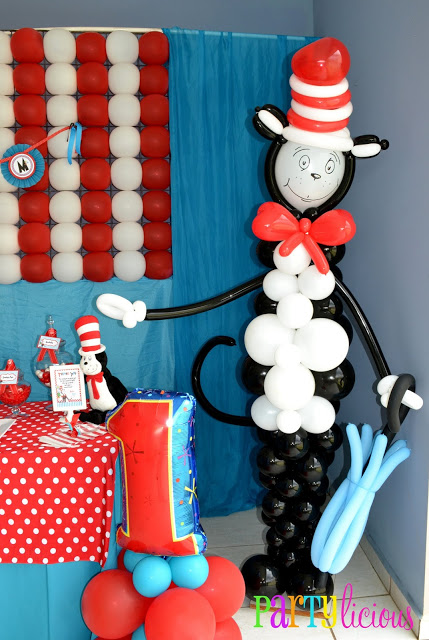 Baby Boy Birthday Themes - Dr. Seuss