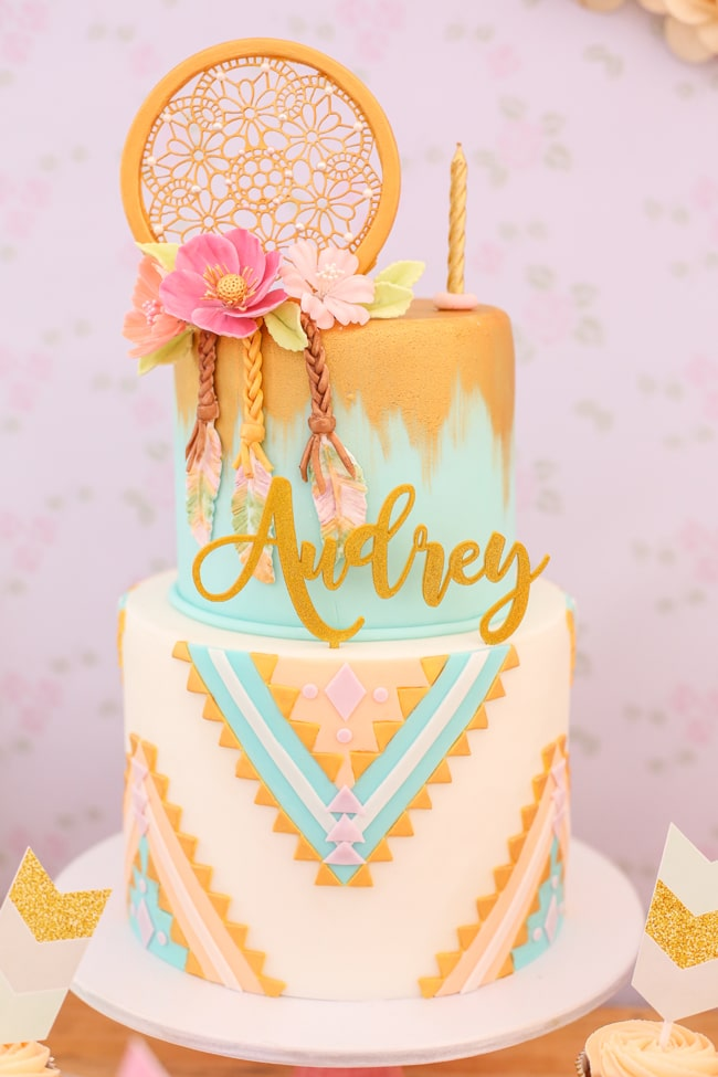 28 Awesome Birthday Cakes For Girls