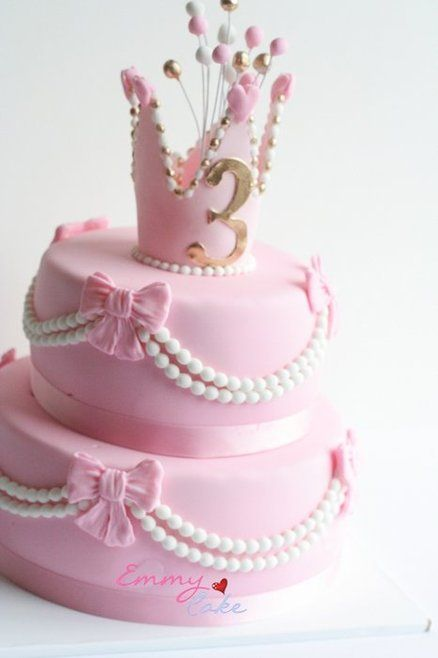 13 Amazing Princess Cake Ideas