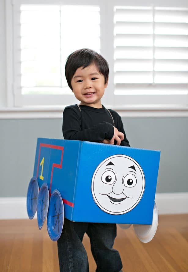 Boys 1st birthday theme -Thomas the Train