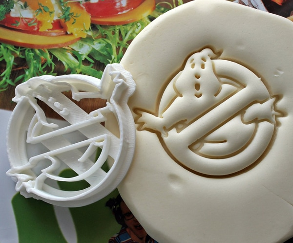 Ghostbusters Cookie Cutter - Ghostbusters Party Ideas