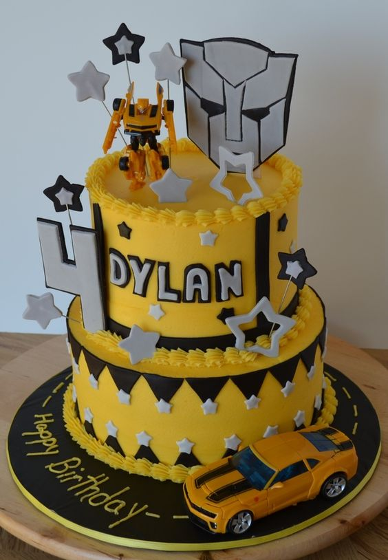 16 Cool Transformers Birthday Party Ideas