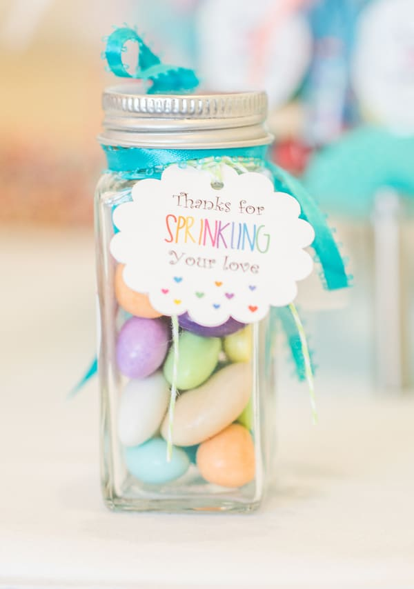 Baby Sprinkle Favors