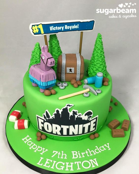 16 Epic Fortnite Party Ideas - Pretty My Party - Party Ideas
