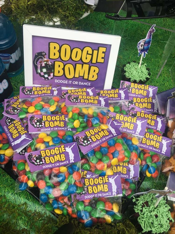 Fortnite Boogie Bomb Party Favors - Fortnite Party Ideas