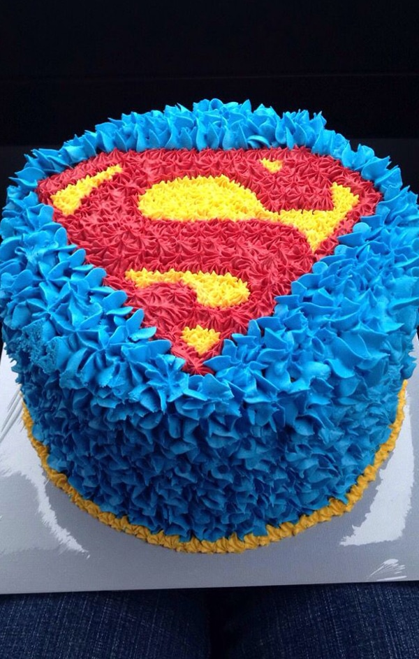 Pleasing 16 Cool Superman Party Ideas Pretty My Party Party Ideas Funny Birthday Cards Online Bapapcheapnameinfo