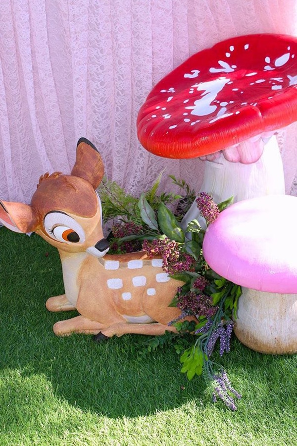Bambi Party Decorations - Bambi Birthday Party Ideas
