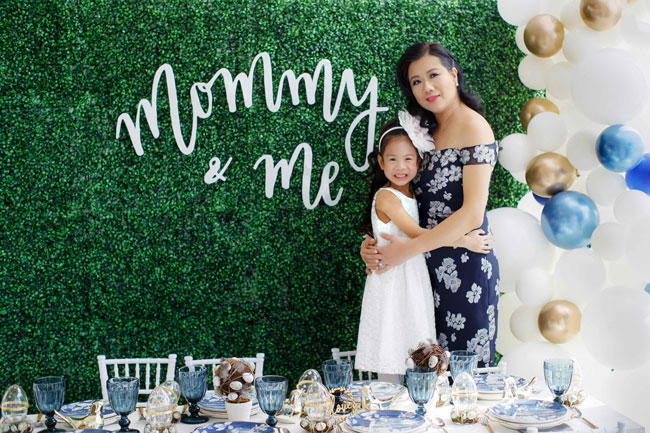 Mommy and Me Party