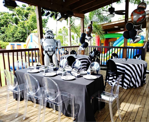 Star Wars Party Table Decorations