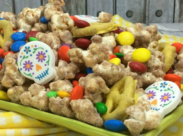 Coco Party Popcorn Recipe - Coco Party Ideas