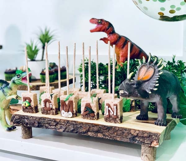 Dinosaur Party Food Ideas