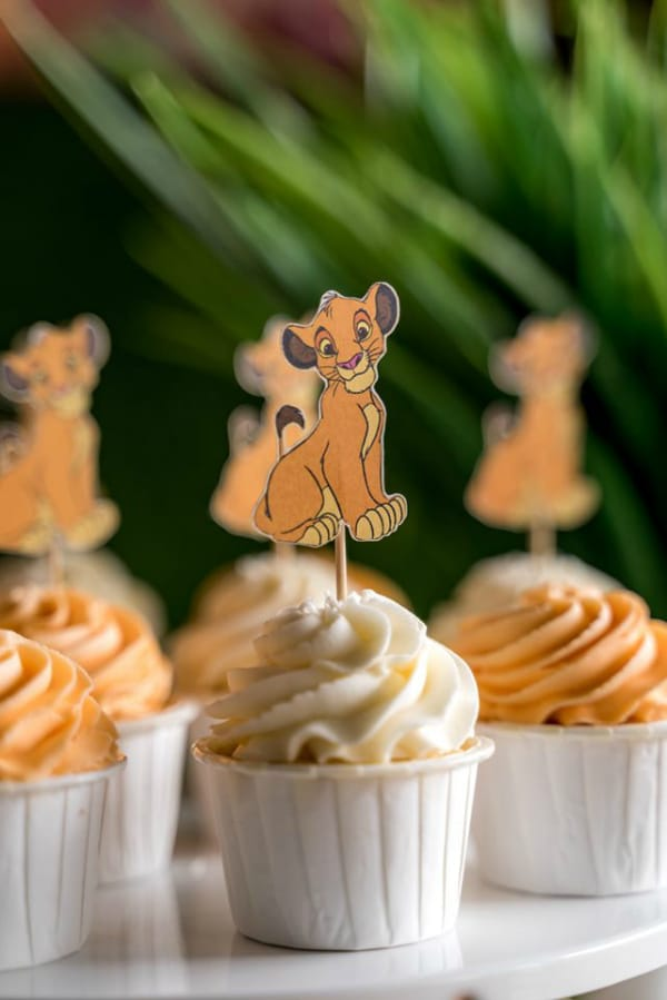 Peachy Lion King Wedding Cake Topper Funny Birthday Cards Online Barepcheapnameinfo