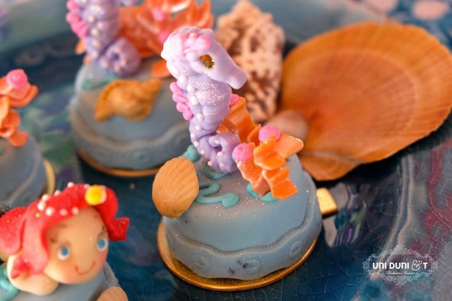 Little Mermaid Party Treats