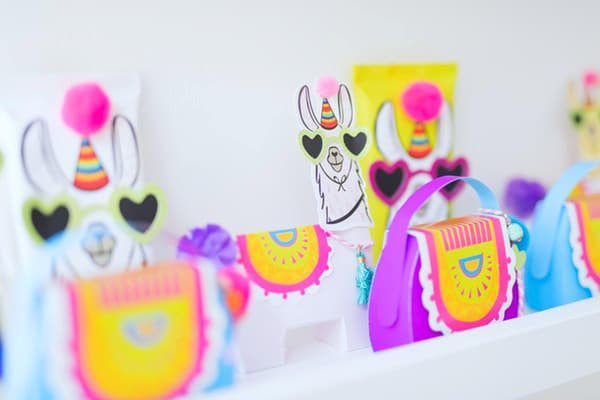 Llama Birthday Party Ideas