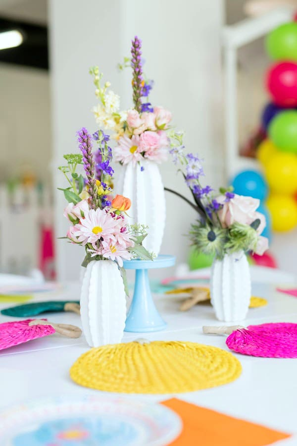 Flower Table Centerpieces