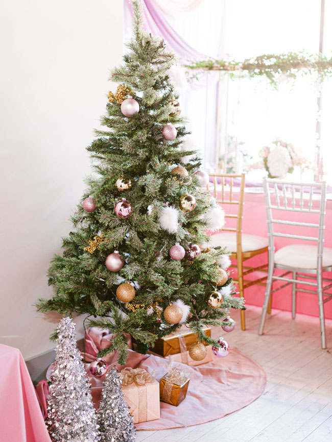 Pink Party Tree Decoration