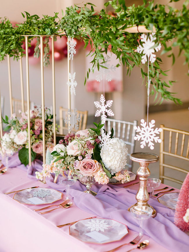 Nutcracker Party Table