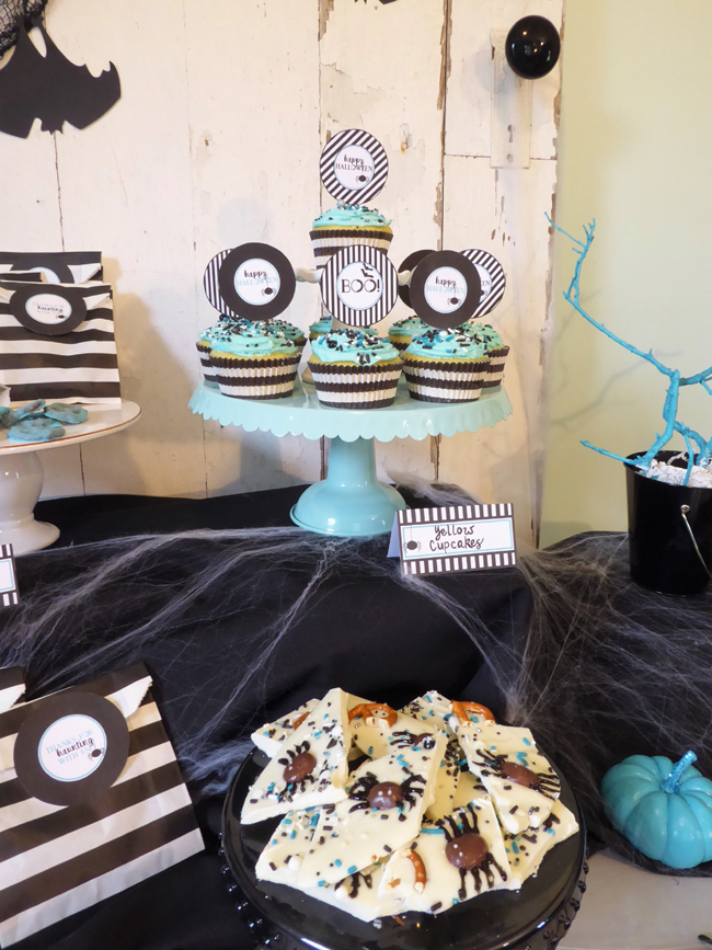 Kids Halloween Party Desserts