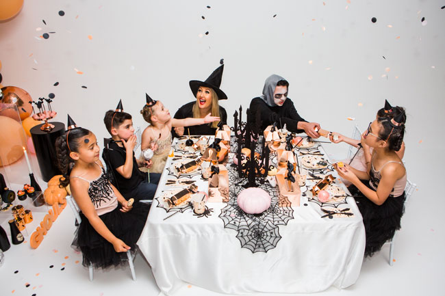 Ghouls Squad Themed Halloween Party