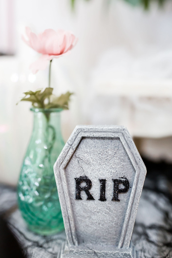 Tombstone Decor