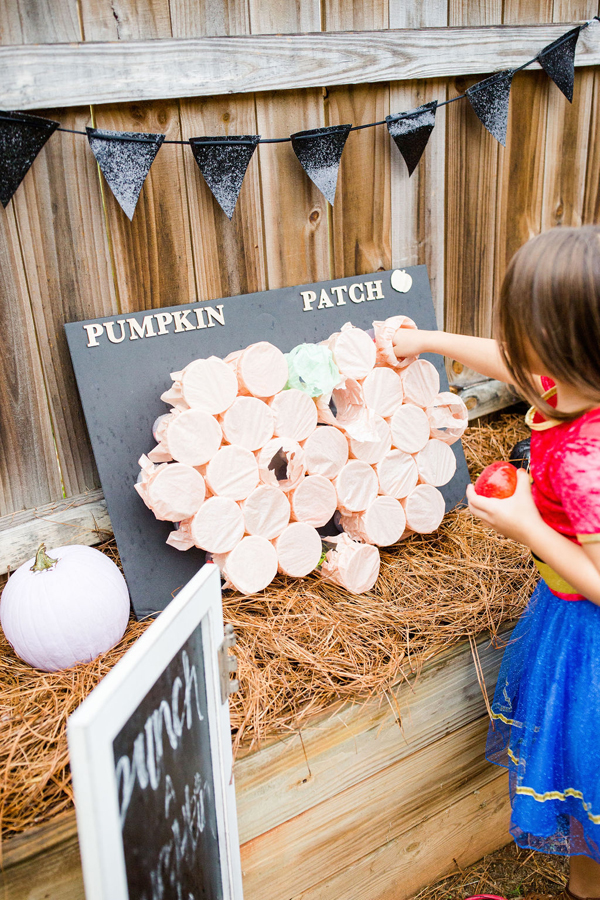 Punch A Pumpkin Game