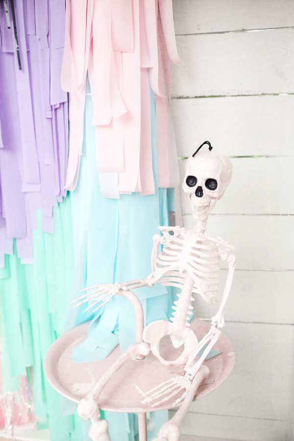 Skeleton Decor