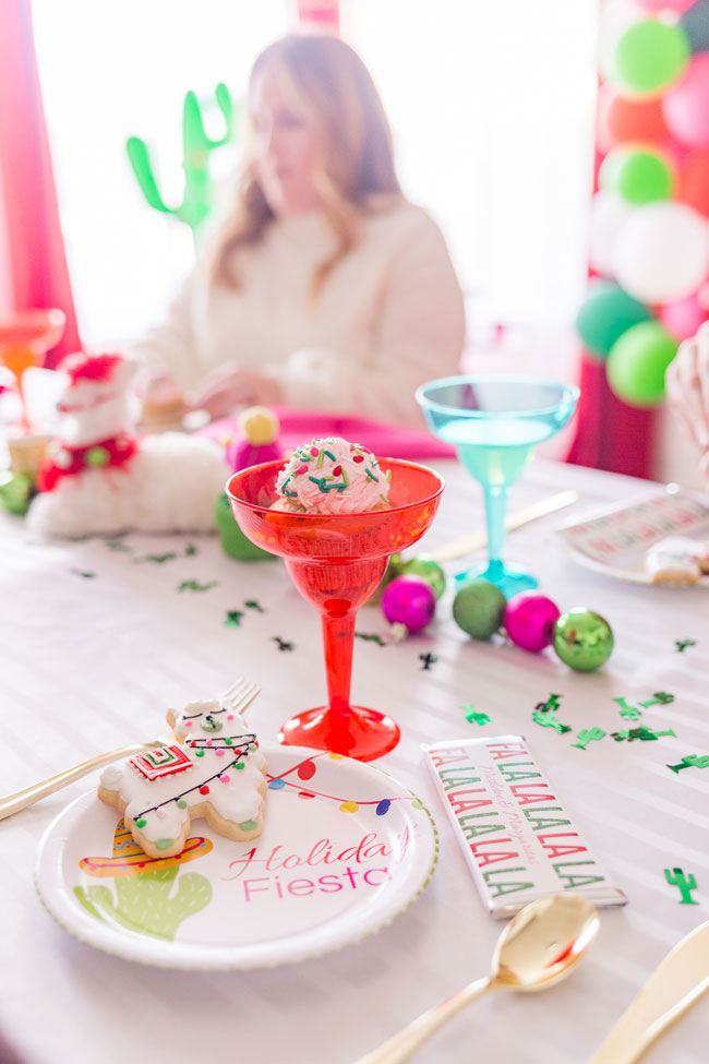 Mistletoe and Margaritas Holiday Party Ideas